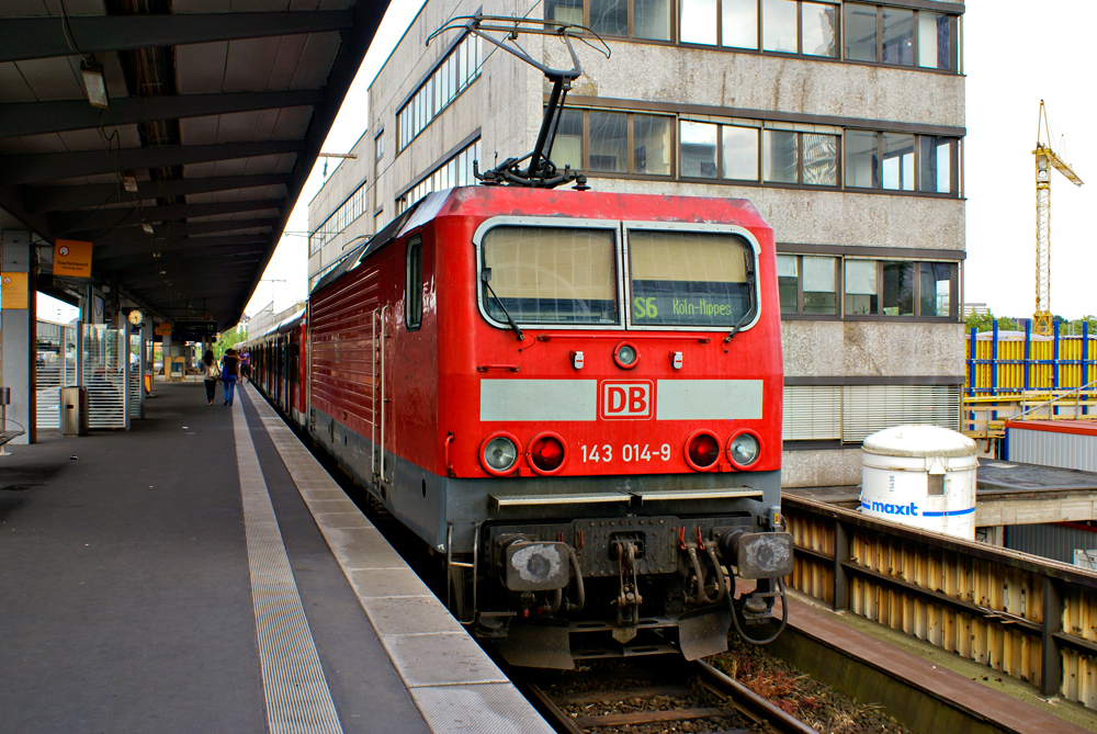 S6 Essen Köln